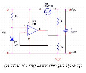 Regulator dengan OPM